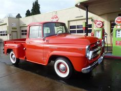1957 International Harvester A-110 Pickup Truck!
