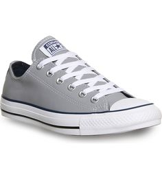 591f74907c85 CONVERSE All star low-top leather trainers