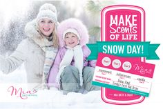 Every day brings new memories...and bundling up for a day of fun in the snow is a favorite childhood memory for many people. Maybe it's the smell of the crisp cool air, or candy canes, or hot chocolate. Mia Bath & Body helps you make 'scents' of life with customized bath and body products. Contact your Mia Consultant to rediscover your favorite memories.