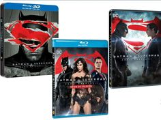 Bibliophile Mystery: CONCURS DVD BATMAN v SUPERMAN: ZORII DREPTATII