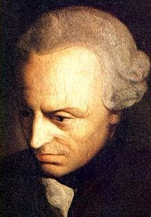 Immanuel Kant - was a German philosopher who is widely considered to be a central figure of modern philosophy. He argued that fundamental concepts structure human experience, and that reason is the source of morality. His thought continues to have a major influence in contemporary thought, especially the fields of metaphysics, epistemology, ethics, political philosophy, and aesthetics