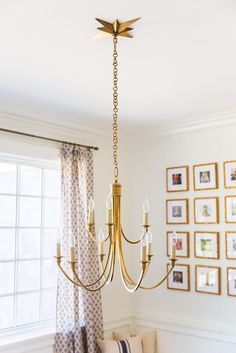 ... the fox group | venetian two-tier chandelier by eric cohler in hand-rubbed antique brass via circa lighting