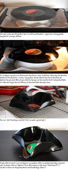 Denne skål er en sjov detalje til hjemmet.