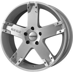 "18"" MOMO Storm G2 SIL 8J ET34 alloy wheels fit BMW 3 Series Saloon F30 12-ON #bmw http://www.ebay.co.uk/itm/231971601468"
