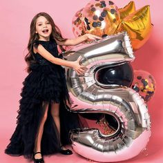 Trendy Birthday Pictures For Girls Photography Balloons Ideas 5th Birthday Girls, Boy Birthday Parties, Happy Birthday, Birthday Balloons, Toddler Birthday Pictures, Birthday Photos, Little Girl Photography, Children Photography, Kids Birthday Photography