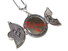 THE MORTAL INSTRUMENTS Portal Mirror Necklace – Moonfire Charms