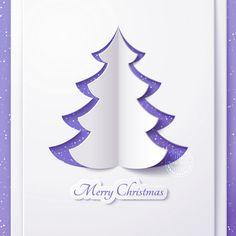 Новогодние открытки своими руками: оригинальные идеи