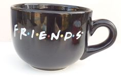 friend tv show mug... either i need to find out where i can buy this or i need to make this! love it!!