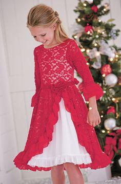 From CWDkids: Lace Princess Dress