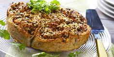 Kulinaari-omenaboston. Hyvä ruoka, parempi mieli. Salmon Burgers, Baked Potato, Potatoes, Baking, Ethnic Recipes, Food, Potato, Bakken, Essen