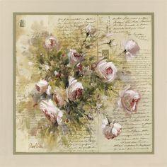Editions de Visuels Bouquet de roses grimpante