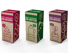 """Check out new work on my @Behance portfolio: """"Succulent package design"""" http://on.be.net/1IXFYOR"""