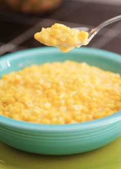 This southern skillet corn is buttery and creamy with a straight-off-the-cob crispiness you'll love!