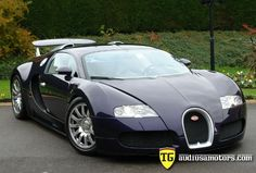 The Bugatti Veyron Rival kit assembled onto a tube chassis with a new 2013 Toyota Camry V6 engine and automatic transmission for US$20,000