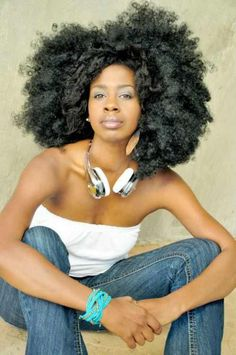 natural styles for black hair photos