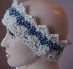 Crown Ear Warmer | Free Crochet Pattern