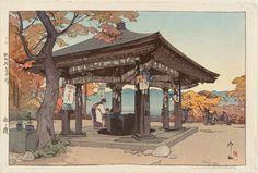Yoshida Hiroshi: Utagahama - Museum of Fine Arts