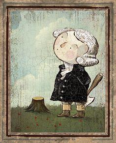 Children's Illustrators - Lane Smith