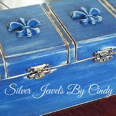 Cindy Owens - Owner - Silver Jewels By Cindy ~ Home, baby and wedding decor as well as sterling silver charms, frames and vintage items.  www.silverjewelsbycindy.etsy.com