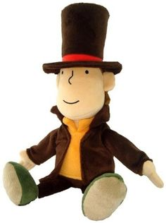 Professor Layton Plush