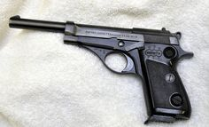 Beretta Jaguar Model 73 pistol in .22LR.. no one's ever accused the Italians of making ugly guns.