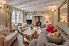 Luxury self-catering cottage near Bude, Luxury self-catering holiday cottage Bude, North Cornwall