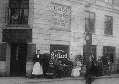 Café Blomsten ca. 1895