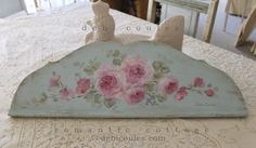 My lovely Vintage style shabby door header is now available at www.debicoules.com