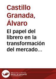 Librero Alvaro Castillo Granada