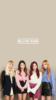 Wallpaper with blackpink