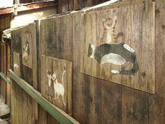 마네키네코(복 고양이) 미술관과 고양이 골목길 | Visit Hiroshima