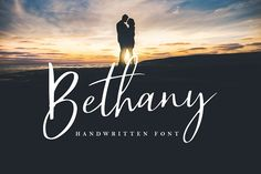Bethany Script 40% OFF by sizimon on @creativemarket