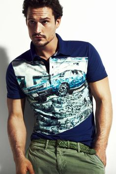 SAM WEBB FOR DESIGUAL SPRING/SUMMER 2013 LOOKBOOK