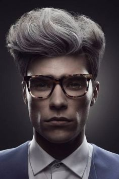 The Neo Dandy Collection - Tomasz Oleinik #mens #hair #collection:http://salonmagazine.ca/en/collections-mens-hair.html