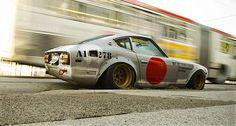 Nissan 240Z #car