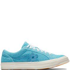 d1ff544a44c4fe Sneakers women - Converse Golf Le Fleur blue Golf Tyler