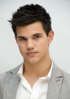Taylor Lautner. The primary reason I still watch the Twilight movies.