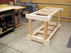woodworking bench_01