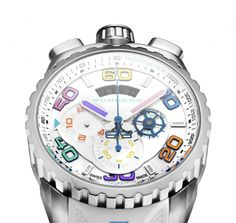 ボンバーグ BOLT-68 クロマ2 BS45CHSS.049-5.3 BOMBERG Colorful Chroma