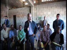 Presidente Danilo Medina visita tres provincias en apoyo a la agropecuaria