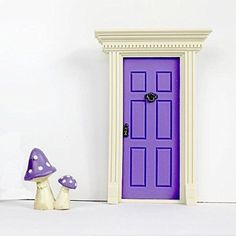 These Popsicle Stick Fairy Doors are beyond gorgeous and they are so easy to make. Be sure to watch the video tutorial too.