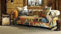 Come abbinare un divano dai colori vivi: ecco 15 idee originali per ispirarsi!