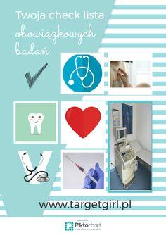 #targetgirl: Zdrowie pod kontrola. Check lista obowiązkowych ba...