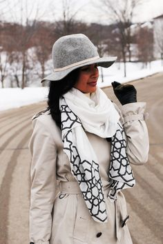 Inkmade Co Scarf