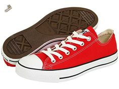98bfd3bd7cd New Converse Unisex Chuck Taylor All Star Low Top Red Sneakers - 9 B(M) US  Women   7 D(M) US Men online. Find the perfect Dansko Sneakers shoes from  top ...