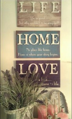Love = Home&Life