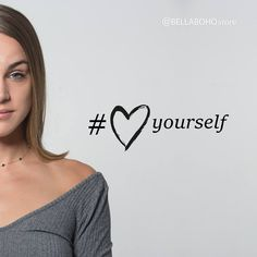 Bellaboho model love yourself store