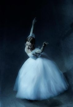 Maria Shirinkina of the Mariinsky Ballet as Giselle.