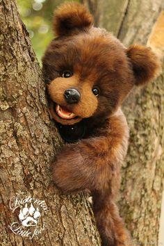 Купить Медвежонок Шила в интернет магазине на Ярмарке Мастеров