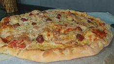 Το απλό κόλπο που κάνει την σπιτική πίτσα σαν  αγοραστή και bonus η συνταγή!